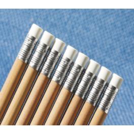 Crayon papier avec gomme