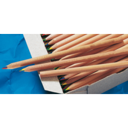 Crayon Arc-en-ciel fin