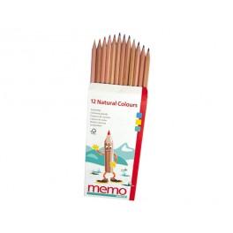 Crayons de couleur par 12