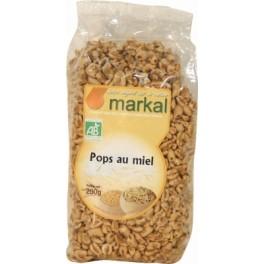 200 g Pops de blé soufflé au miel Markal