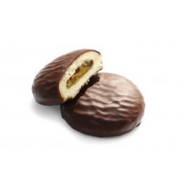 3 kg Biscuits cœur d'orange chocolat noir