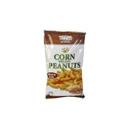 Biscuits apéritif maïs cacahuète
