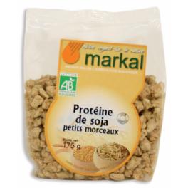 175 g Protéines de soja petits morceaux Markal