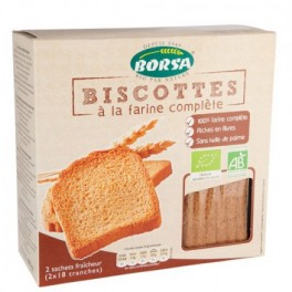 Biscottes au froment