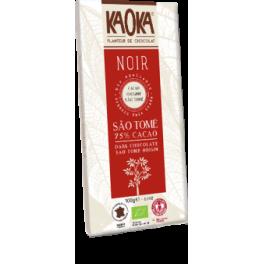 100 g Chocolat noir Sao Tomé