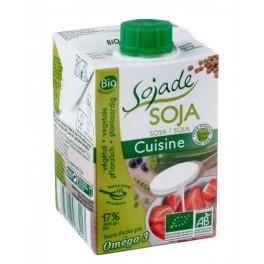 3 x 20 cl Crème liquide de soja