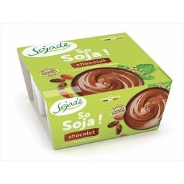 Yaourt Sojade chocolat