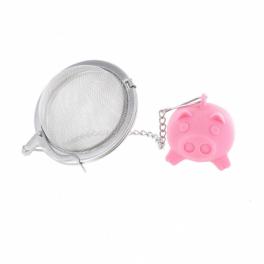 Filtre à thé balle Cochon