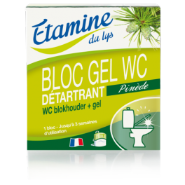 Bloc gel WC