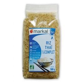 500 g Riz Thaï semi complet Markal