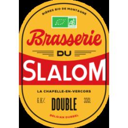 75 cl Bière double du Slalom
