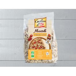5 kg Muesli base 4 céréales 20 % fruits et graines