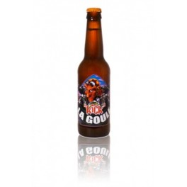 Bière blonde La Goule Kick