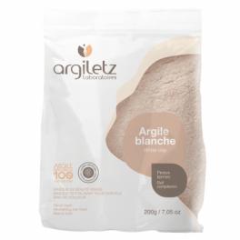 200 g Argile blanche ultra ventilée