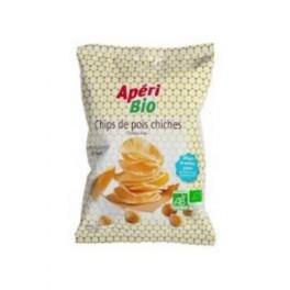 Chips de pois chiches