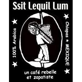 250 g Café rebelle et zapatiste des Chiapas moulu
