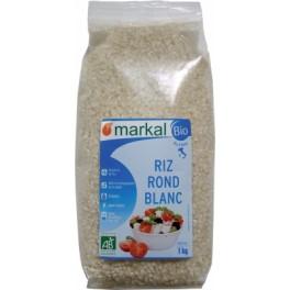 1 kg Riz rond blanc d'Italie Markal